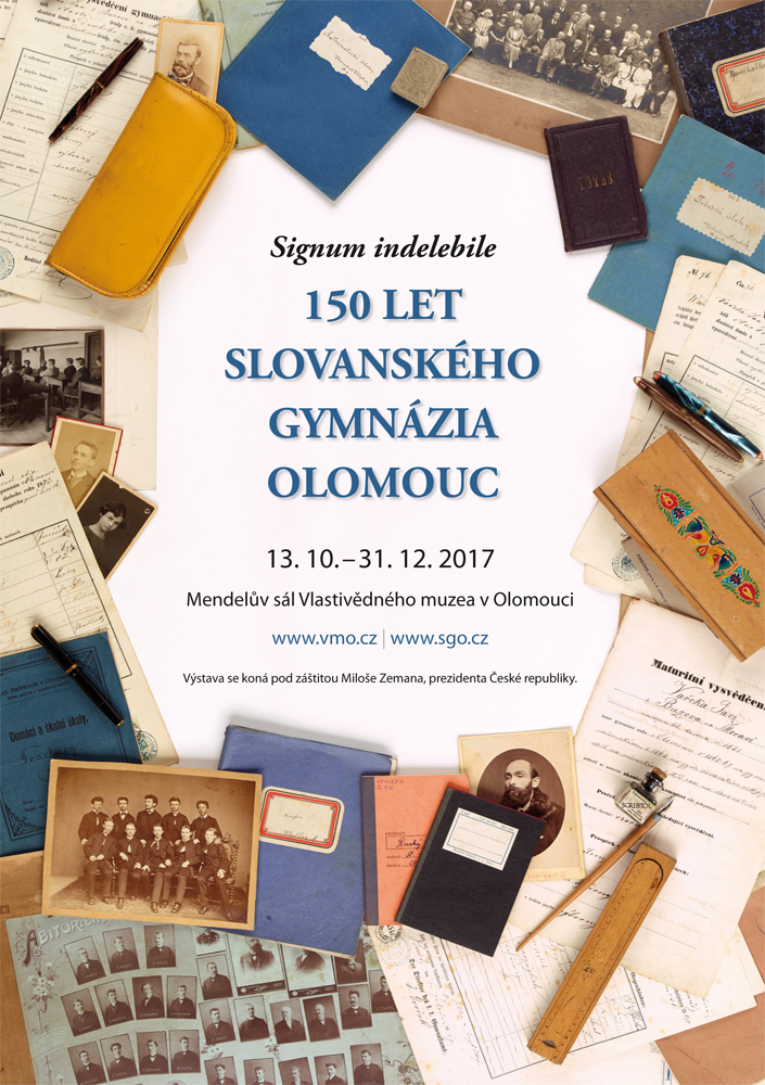 Signum indelebile – 150 let SGO