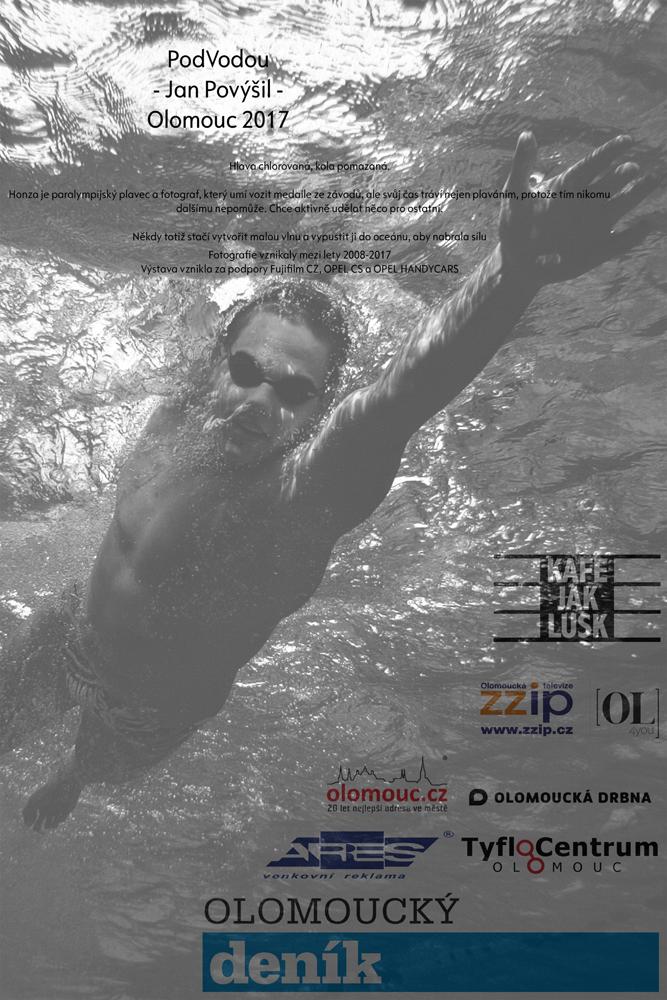 Pod vodou - Jan Pospíšil