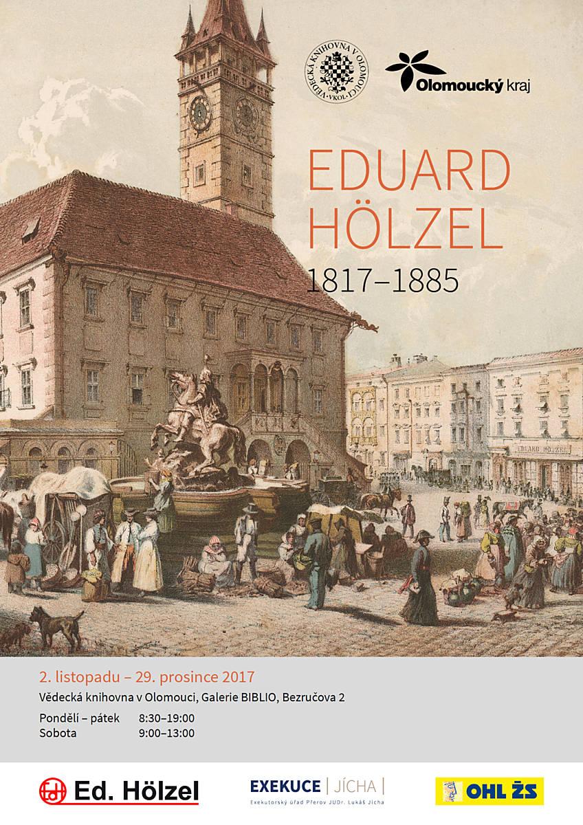 Eduard Hölzel 1817–1885
