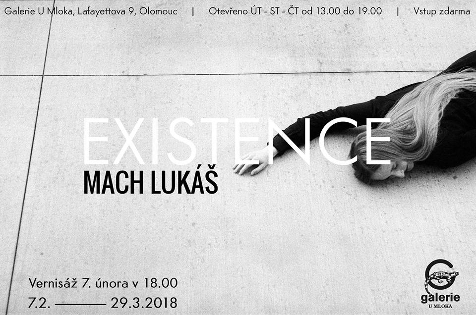 Mach Lukáš - Existence