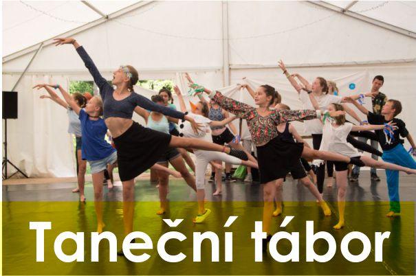 Taneční tábor TAPAZA vMoravském Berouně