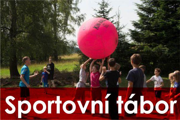 Sportovní tábor TAPAZA vMoravském Berouně