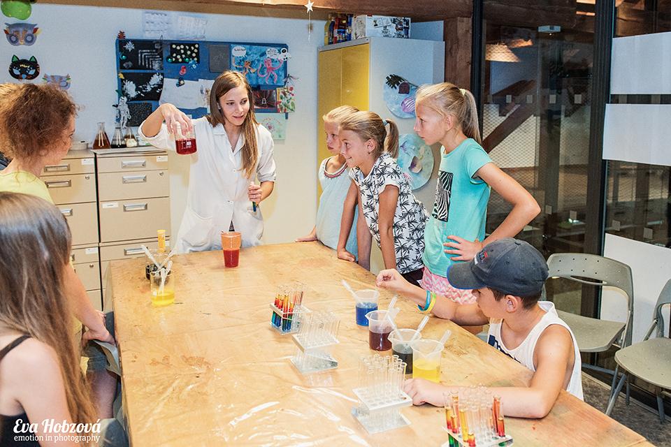 Letní tábory plné dobrodružství a poznání