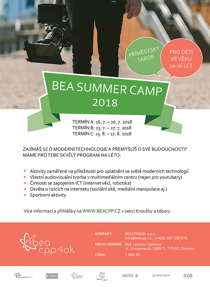 BEA SUMMER CAMP