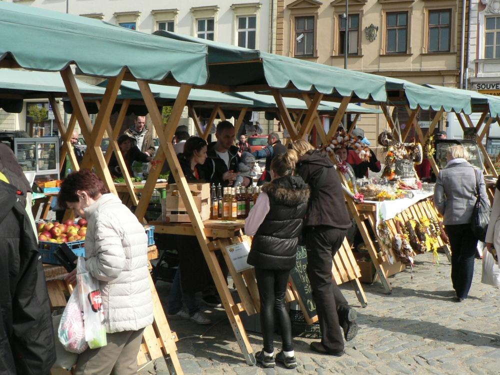 Hanácký farmářský trh