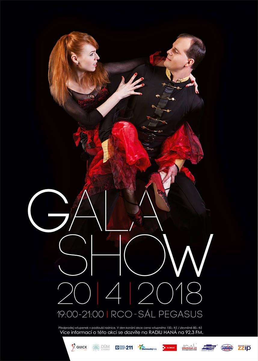 Taneční Galashow 2018