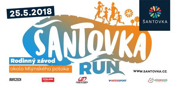 Šantovka RUN 2018