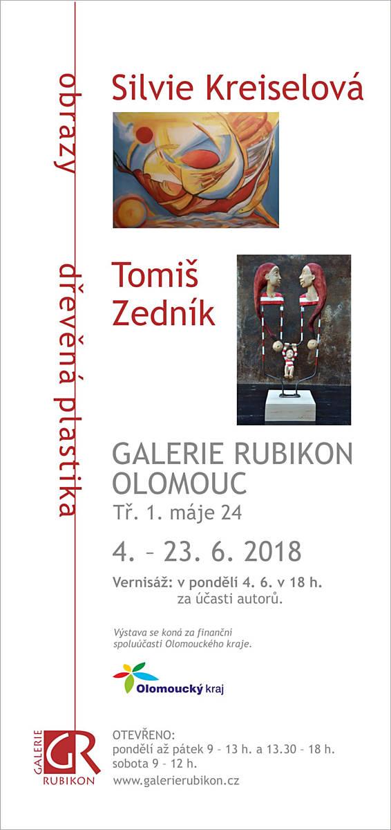 Silvia Kreiselová a Tomiš Zedník