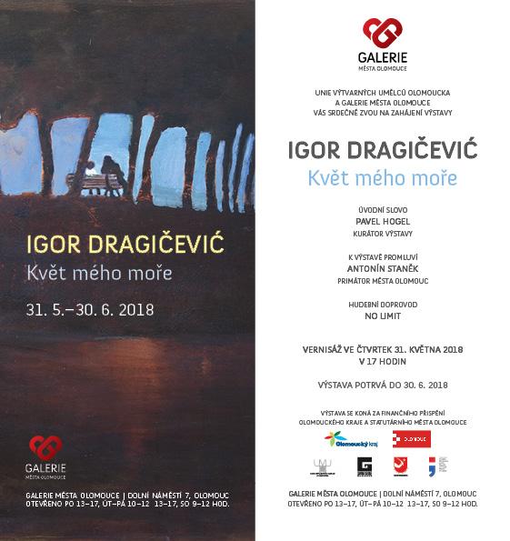Igor Dragičevič: Květ mého moře
