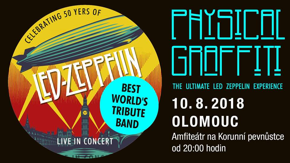 Physical Graffiti (NL) - Celebrating 50 years of Led Zeppelin