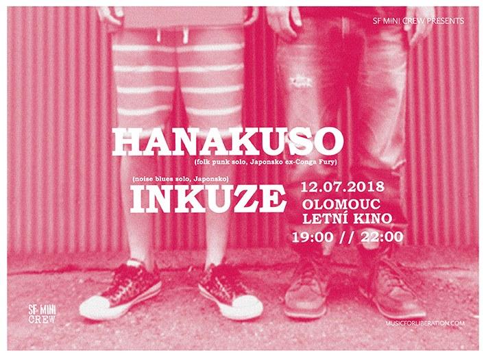 Hanakuso, Japonsko // Inukaze, Japonsko