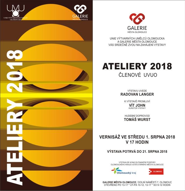 ATELIERY 2018