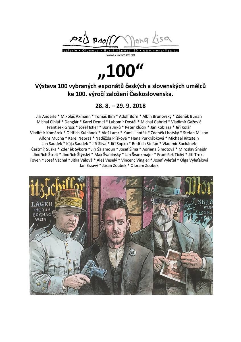 Výstava 100
