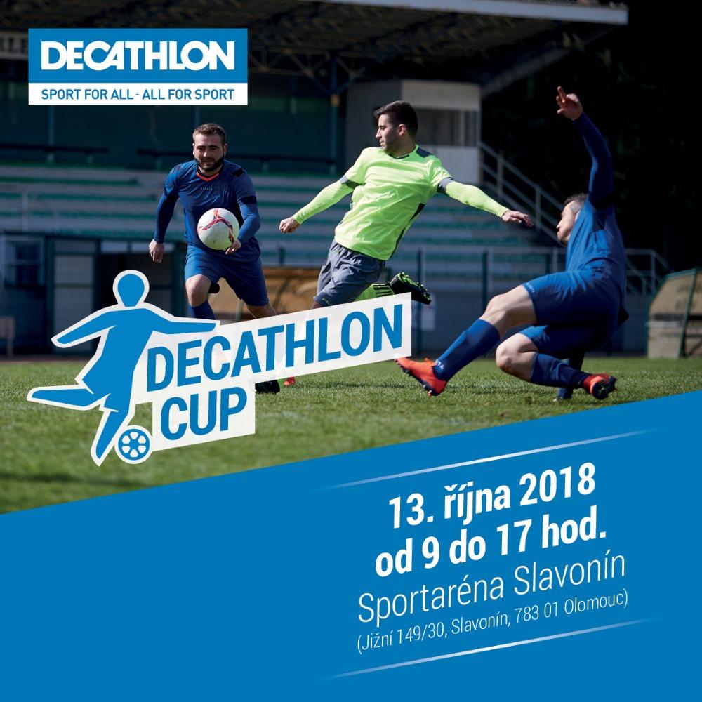 Fotbalový turnaj Decathlon Cup