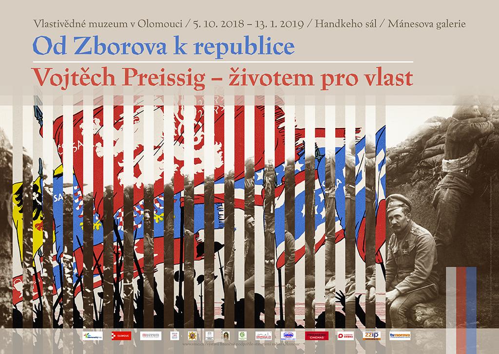 Od Zborova k republice / Vojtěch Preissig – životem pro vlast