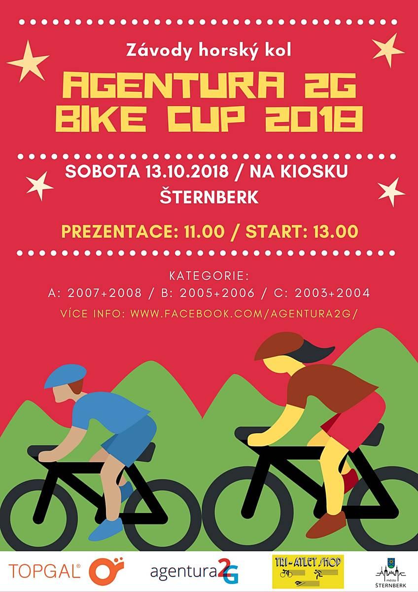 Agentura 2G BIKE CUP 2018