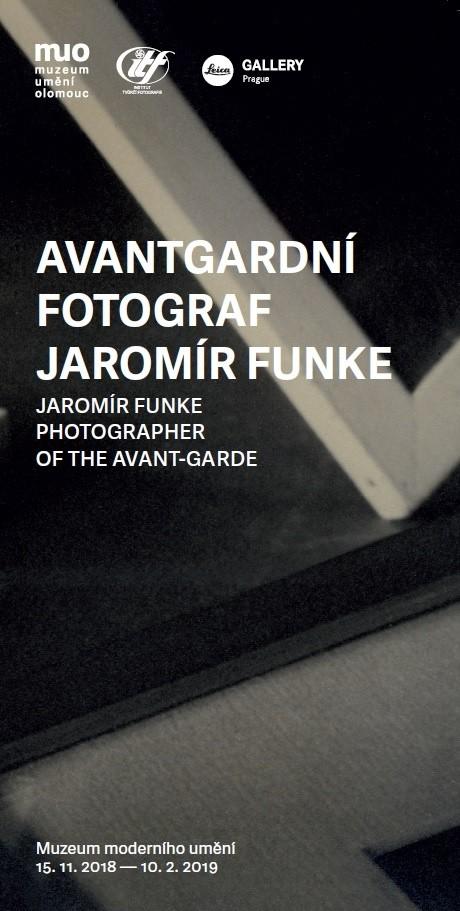 Jaromír Funke | Avantgardní fotograf