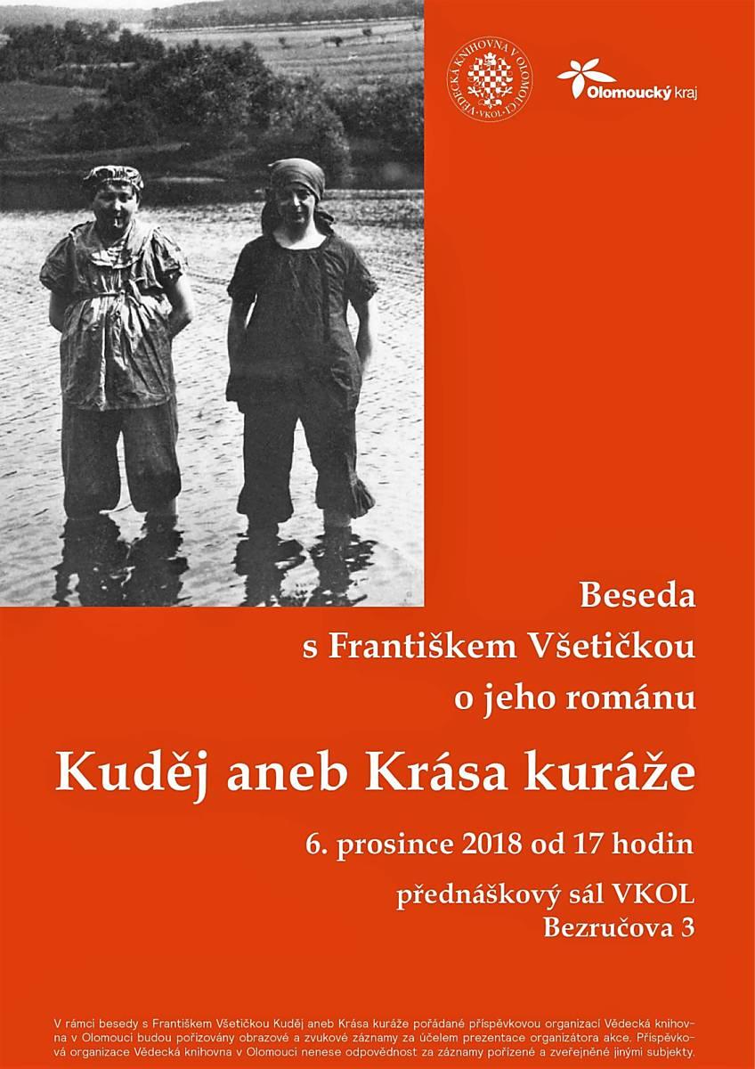 František Všetička – Kuděj aneb Krása kuráže