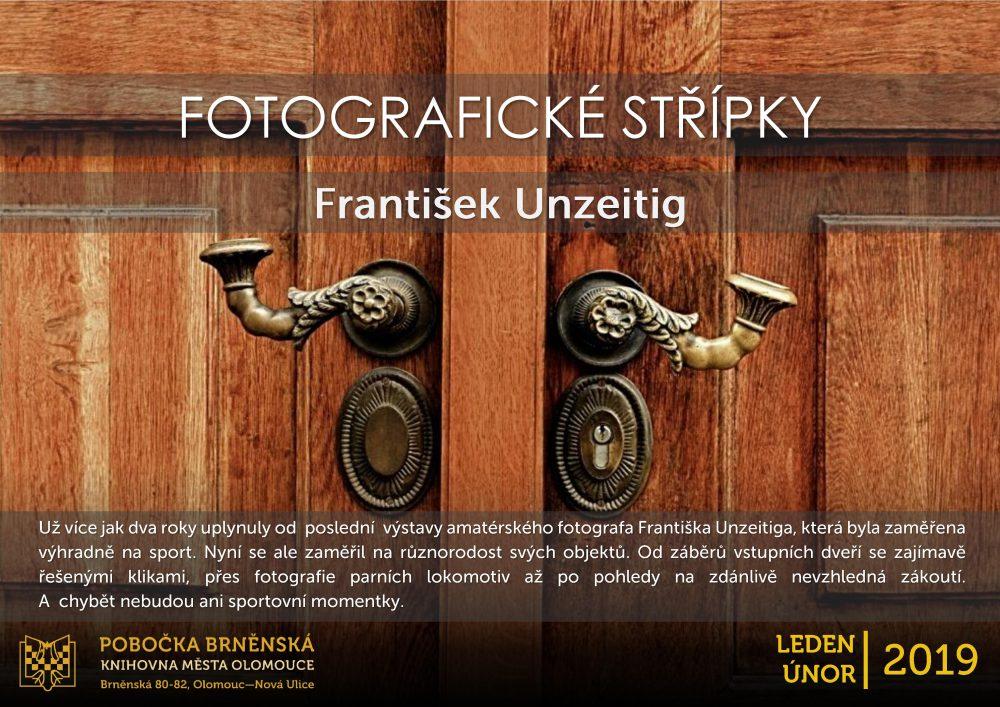 František Unzeitig – Fotografické střípky