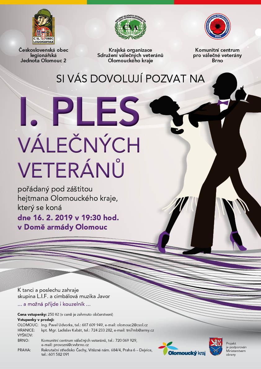 Ples válečných veteránů