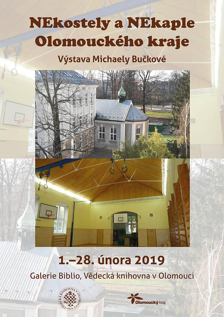 NEkostely a NEkaple v Olomouckém kraji