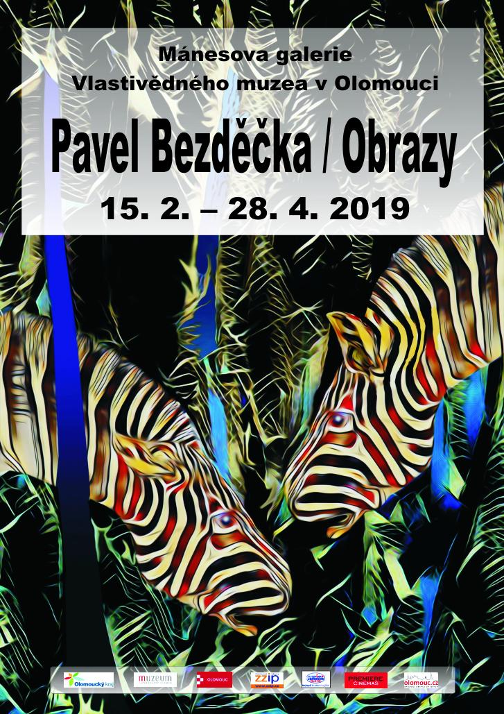 Pavel Bezděčka - obrazy