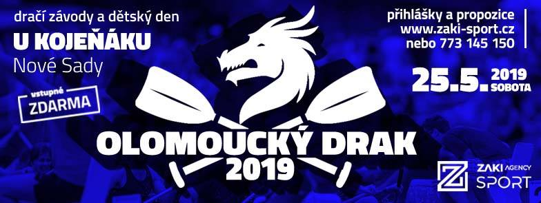 Olomoucký drak 2019