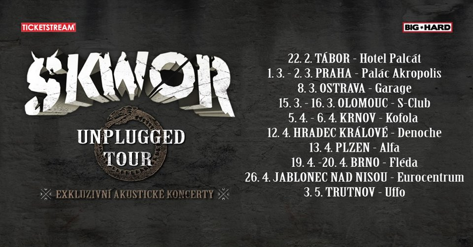 ŠKWOR - Unplugged Tour