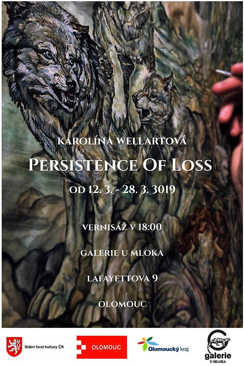 Karolína Wellartová: Persistence of Loss