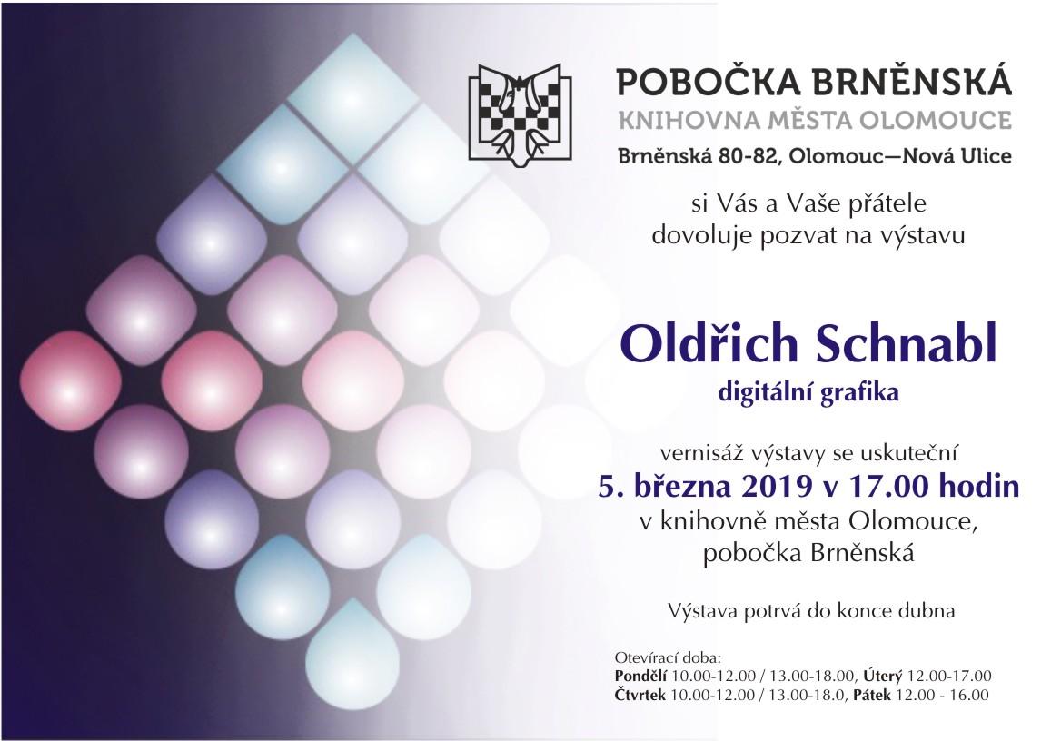 Oldřich Schnabl – Digitální grafika