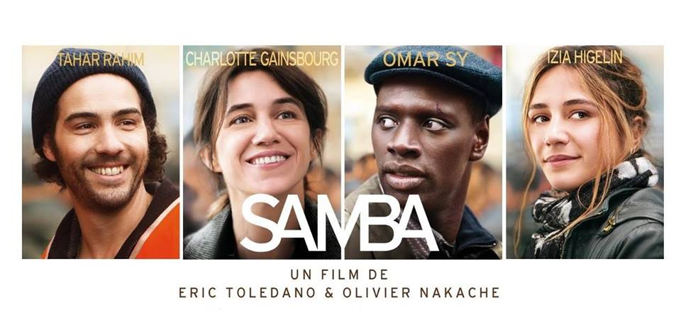 Projekce filmu SAMBA