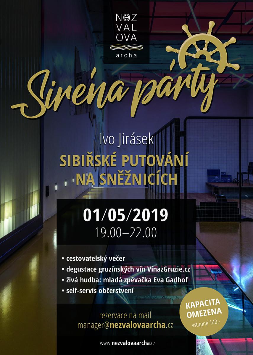 Siréna párty