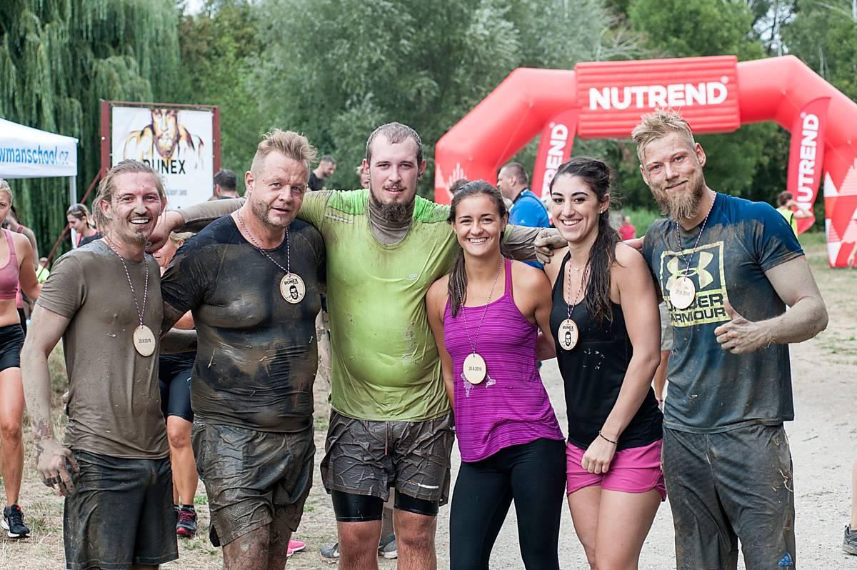 RUNEX race - Olomouc
