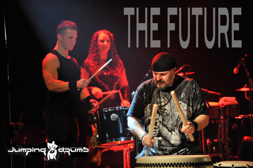 Jumping Drums - THE FUTURE
