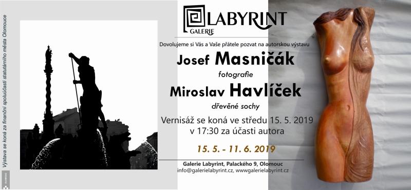 Josef Masničák a Miroslav Havlíček
