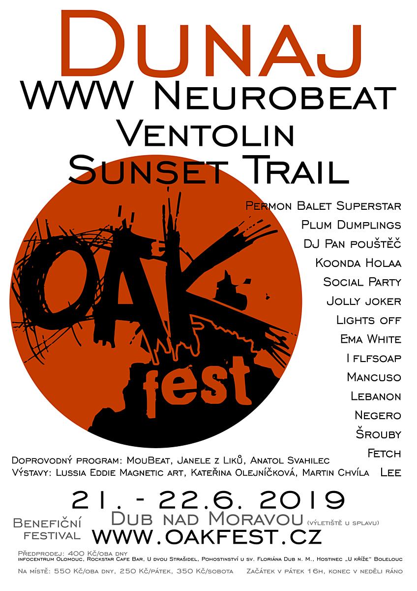 Oakfest 2019