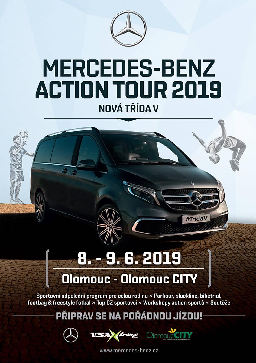 Mercedes-Benz Action Tour 2019