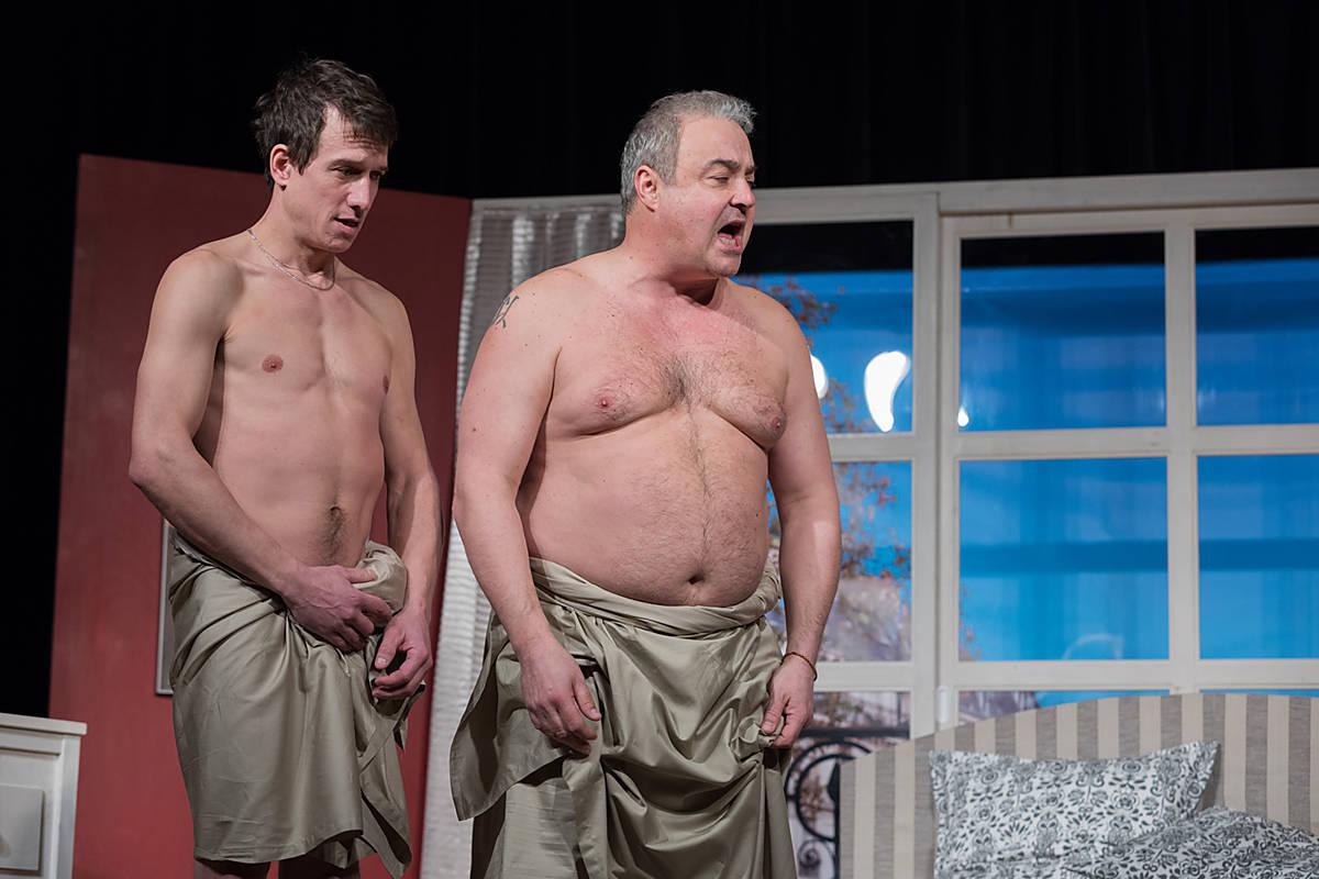 Dva nahatý chlapi - ZRUŠENO!
