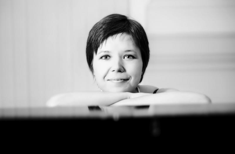 Klavírní recitál Sáry Medkové