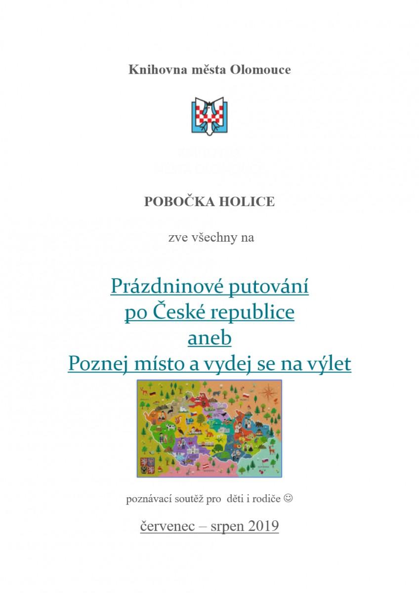 Prázdninové putování po České republice
