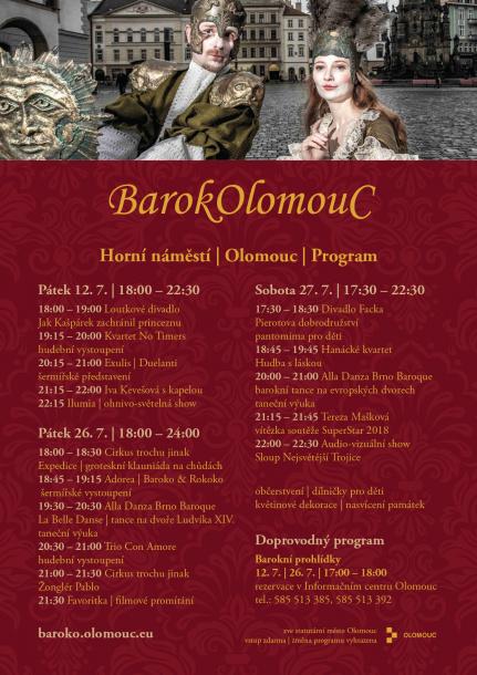 BarokOlomouc
