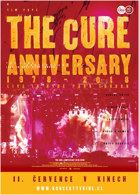 The Cure: Anniversary 1978-2018