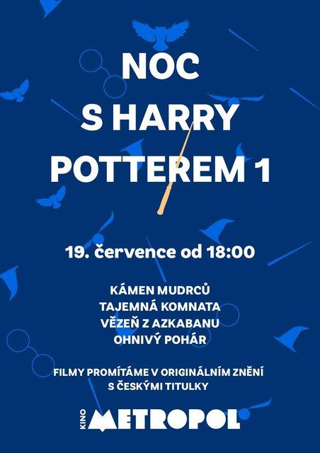 Noc s Harry Potterem 1