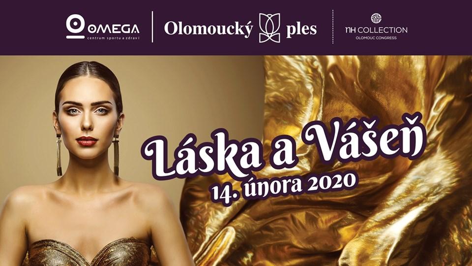 Omega Olomoucký ples