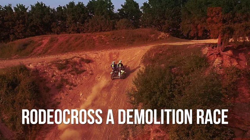 Fakar Demolition Race vol.3 (Moravská jízda)