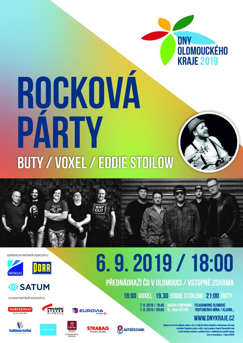 Česká rocková párty