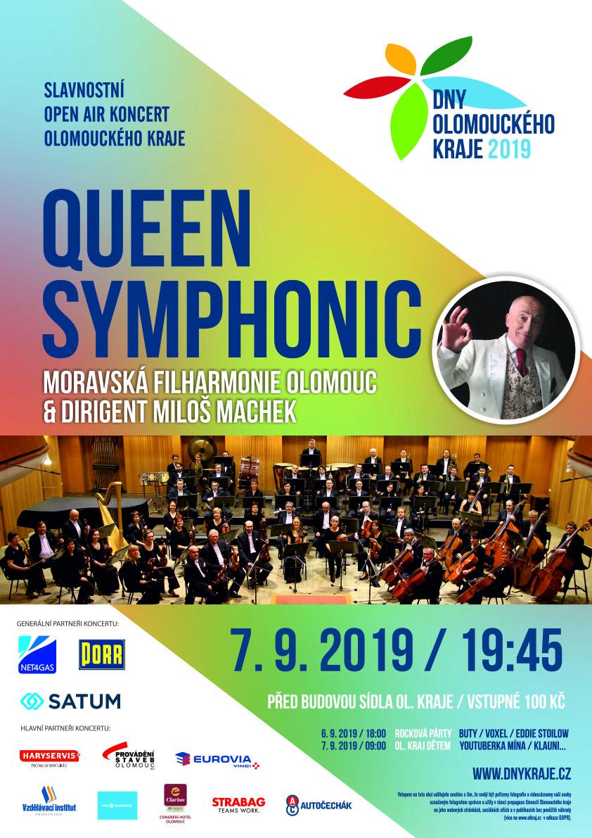 Open air koncert Queen Symphonic