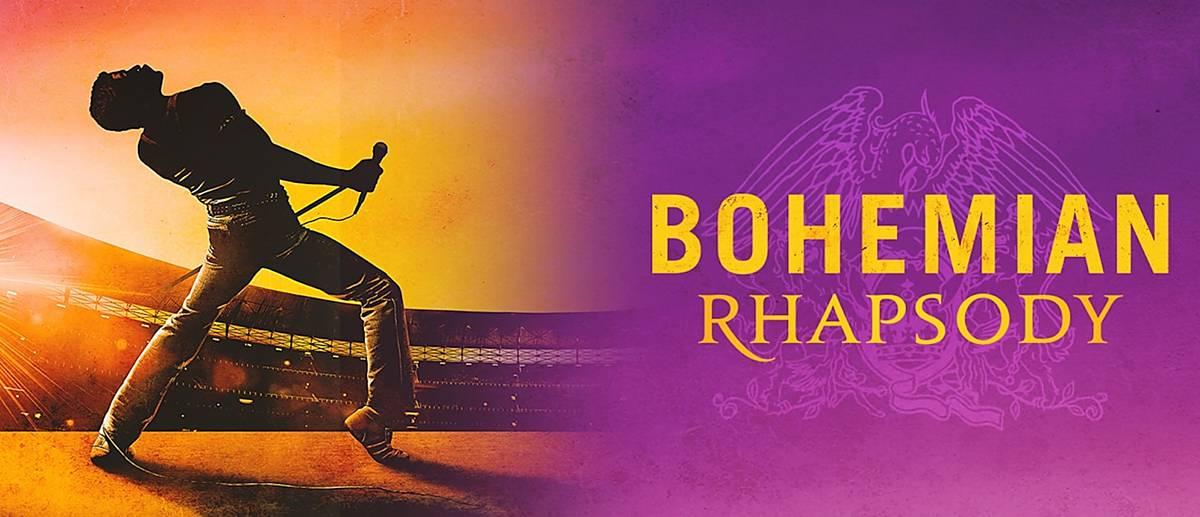 Letní kino ve Sportaréně Slavonín - Bohemian Rhapsody