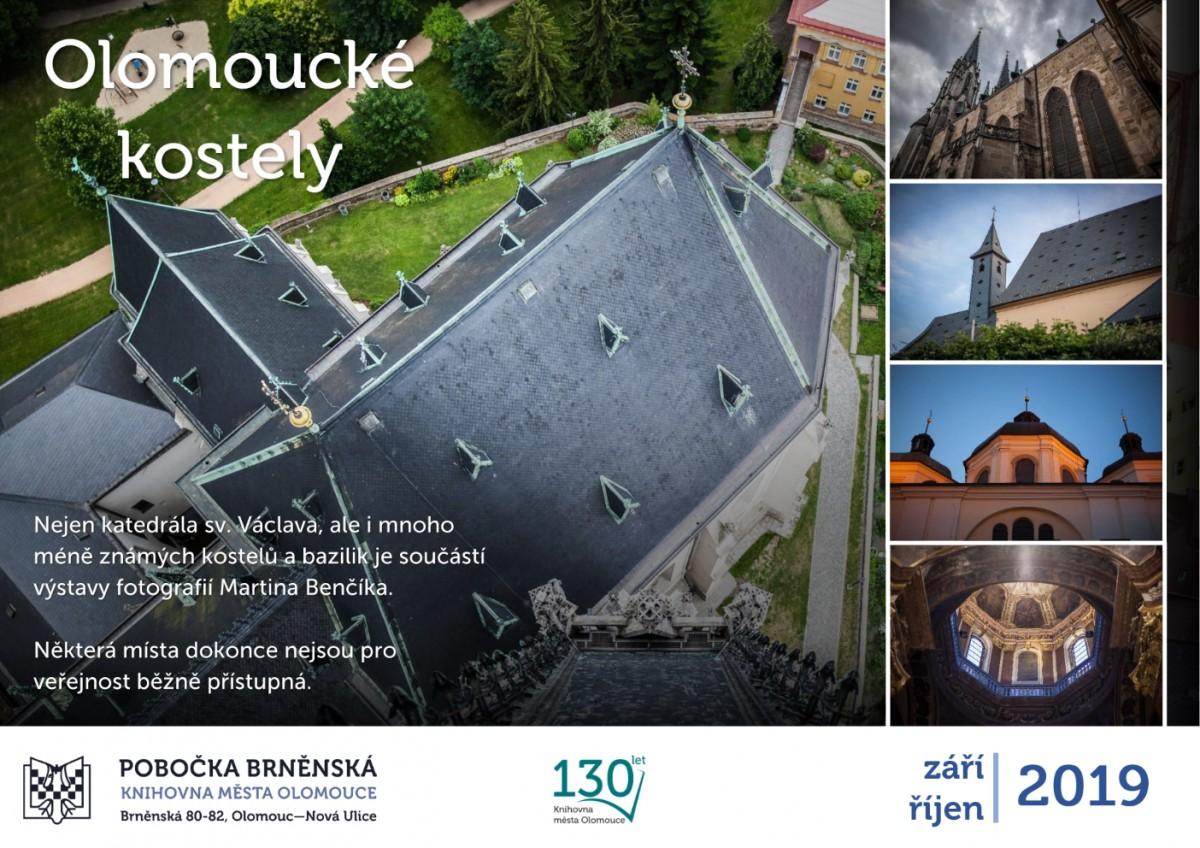 Olomoucké kostely