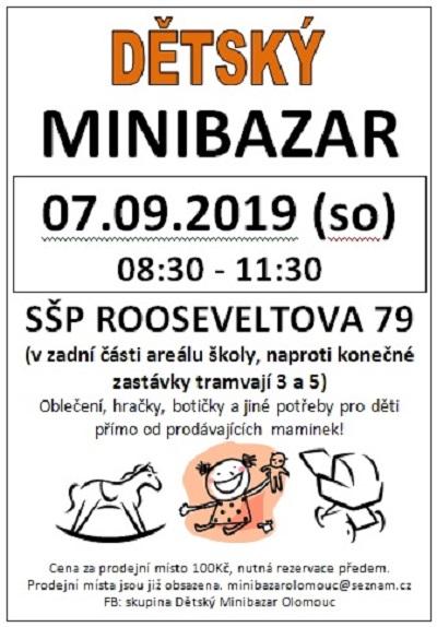 Dětský Minibazar